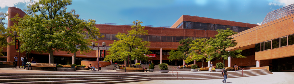 York College Plaza