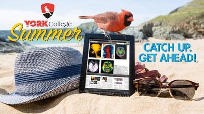 York College Summer. Catch up, Get Ahead!