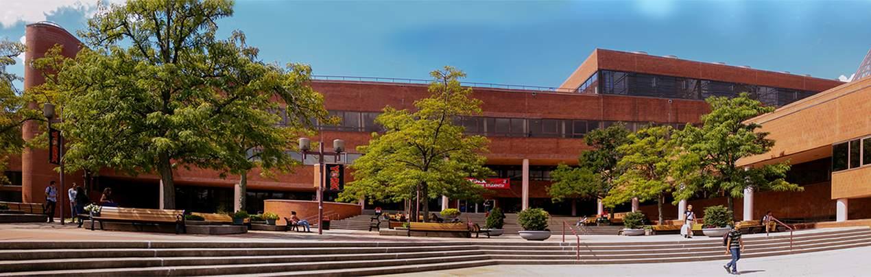 York College Campus Photo