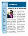 LibWire Spring 2013