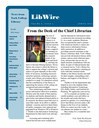 LibWire Spring 2014