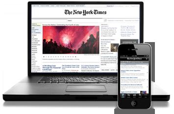 New York Times Digital Academic Pass