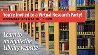 You're Invited to a Research Party!