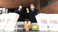 Hungry for Knowledge - Food Drive