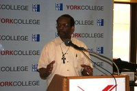 Dr. Ron Danielsa Final Lecture at York College,