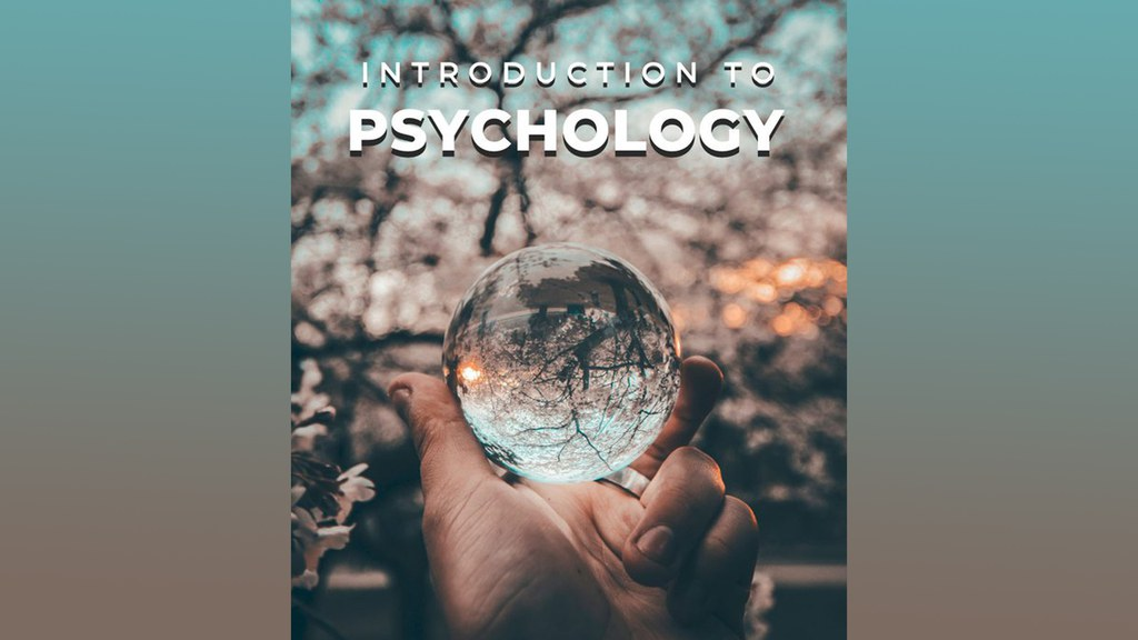 First Open/Zero-Cost Intro Psych Course Launches in Fall