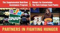 Food Pantry Partners with SNAP in Fighting Hunger
