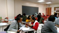 The Human Resource Club and SHRM Assist Learning Center Students