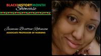 Jasmine Bratton-Robinson In Celebration of BHM