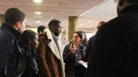 New York City Public Advocate Williams Visits York