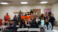 Professor promotes #SocialActivism in the classroom at York College, CUNY!