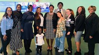 York Delegation Shines at CUNY Women's Conference