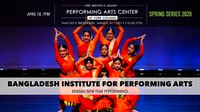 POSTPONED: Bangladesh Institute of the Performing Arts (Date TBD)