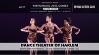 Dance Theatre of Harlem School Time Performances