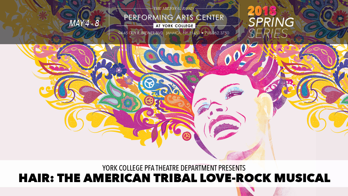 hair the american tribal love rock musical york college cuny