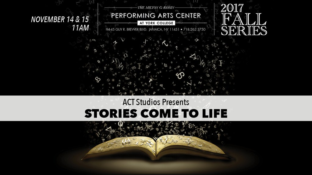 Come enjoy a favorite story brought to life