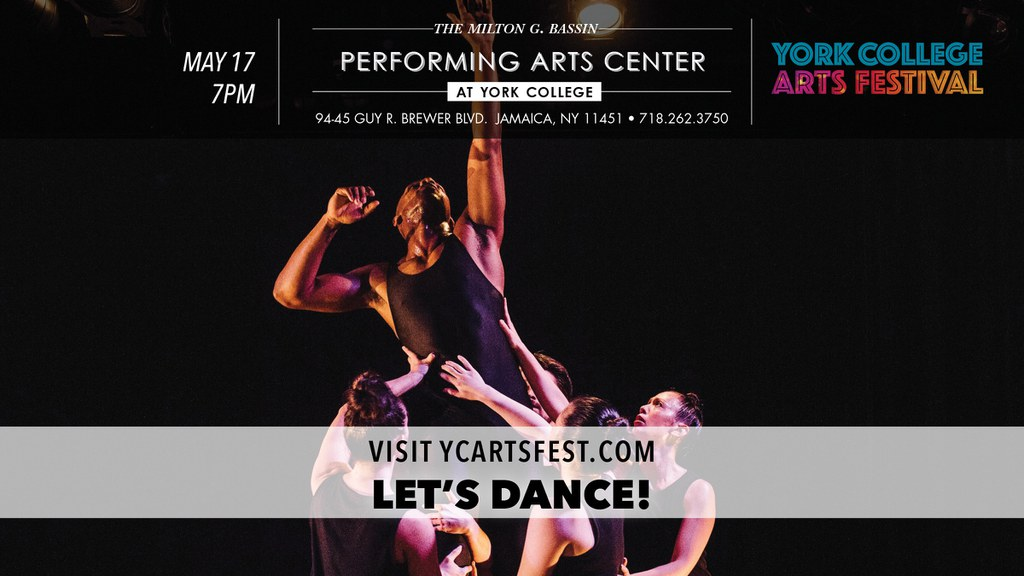 Performances by CUNY Dance Initiative resident Dance Companies: Matthew Westerby Dance Company, Mari Meade Dance Company. May 17th 7pm