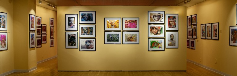 view #1 of gallery Installation looking southwest, multiple photographs