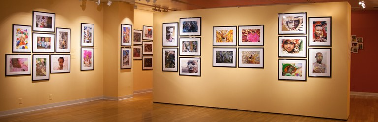 view #4 of gallery Installation looking south/southeast, multiple photographs