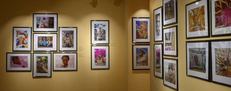 view #5 of gallery Installation looking west/southwest, multiple photographs