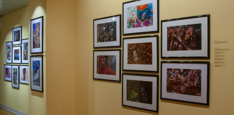 view #8 of gallery Installation looking northeast, multiple photographs