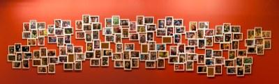 Gallery Installation, multiple photographs