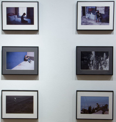 Six photographs