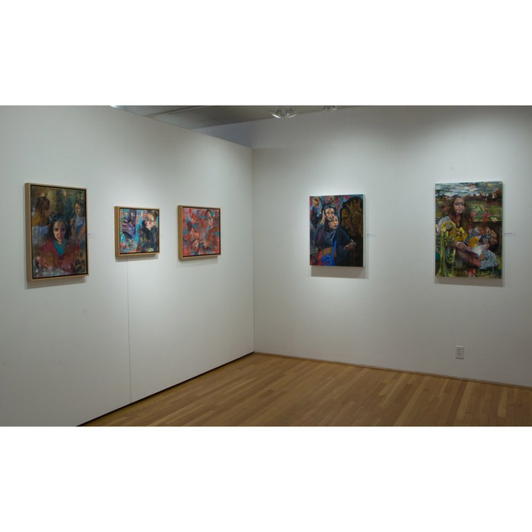 Sarah Curry Gallery View