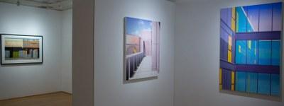 multiple Elena Borstein paintings