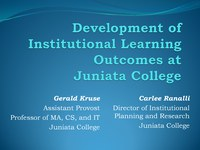 Development of Institutional Learning Outcomes.pdf