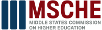 Middle States Commission on Higher Education logo