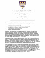 New Administration But Old Higher Education Challenges.pdf