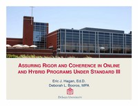 Assuring Rigor and Coherence in Online and Hybrid Programs Under Standard III.pdf