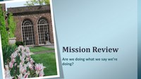 Mission Review Are We Doing What We Say We're Doing.pdf