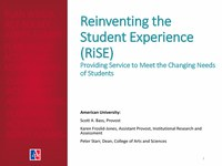 Reinventing the Student Experience Providing Service to Meet the Changing Needs of Students.pdf