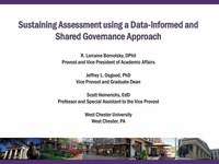 Sustaining Assessment Using a Data-Informed and Shared Governance Approach.pdf