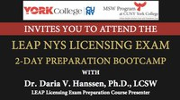 LEAP NYS Licensing Exam 2-Day Preparation Bootcamp