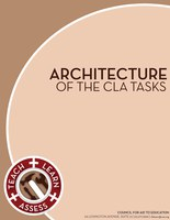 Architecture of the CLA Tasks