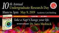 CANCELLED: 11th Annual Research Day