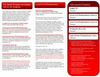 PDF of Writing Requirements Guide
