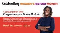 Social Justice Institute - Women's History Month Celebration