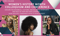 CANCELLED: Women's History Month Colloquium and Conference